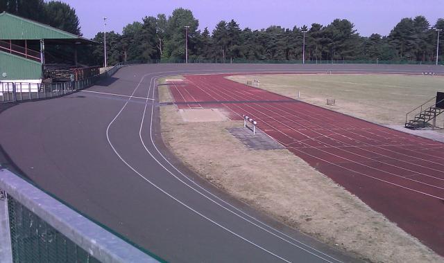 Quibell Park Velodrome, Scunthorpe